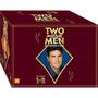 Two And A Half Men Dois Homens E Meio Box 1-8 Temporadas