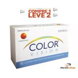 Lente De Contato Color Vision Coopervision / Compre 1 Leve 2