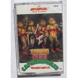 Las Tortugas Ninja Saliendo De Sus Caparazones Nuevo 1991