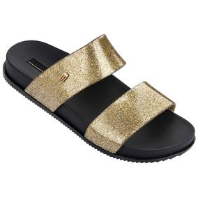 Melissa Cosmic Vidro Glitter Ouro/preto 31613
