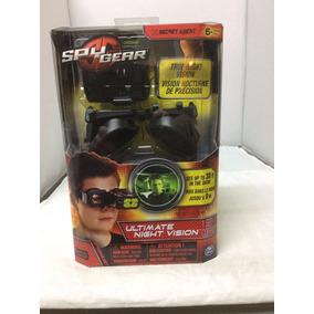 Spy Gear Monoclo Visao Noturna Infravermelho