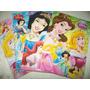 Remate Libreta Cuaderno De Las Princesas Disney Perocontenta