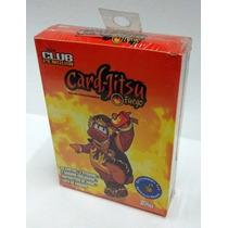 Club Pinguin Cartas Caja Sellada Topps Cardjitsu Fuego