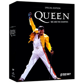 Dvd Box Queen - Special Edition /5 Dvds (991971)