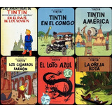 Comic Digital Tintin - 25 Tomos - Digital