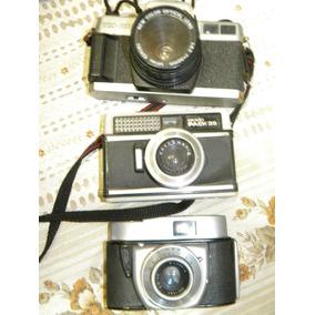 Camaras Fotos-grado Pack-wx 500-beirette A 400 $ Cada Una