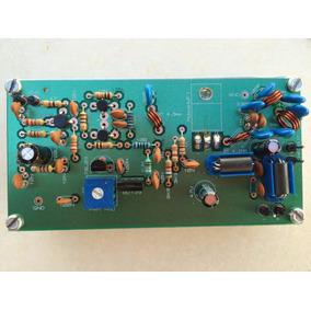Amplificador De Rf De 15w - 88 A 108mhz- Para Pll Veicular