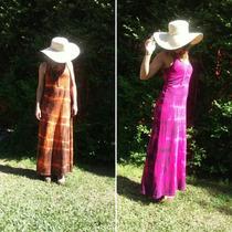 Vestidos Largos Algodón
