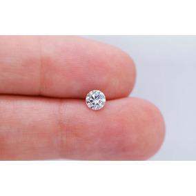 Lindo Diamante 10 Pts Pontos Branco Cor F Vs