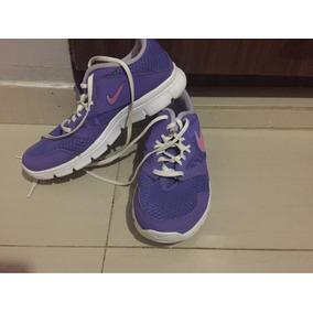 Zapatos Camuflados Hombre Color Primario Lila Zapatos Nike de