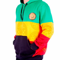 Blusa De Frio Chronic Original Moleton Bob Marley Rasta Lyon