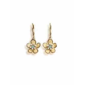 Aretes Flor Y Opal Yanbal