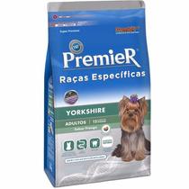 Ração Premier Específicas Yorkshire Adulto 7,5 Kg +brinde