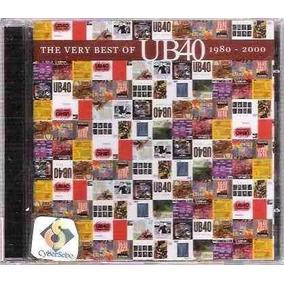 Cd Ub40 - The Very Best - 1980 - 2000