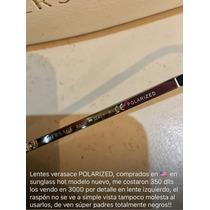 Lentes Versace Originales Seminuevos. No Michael Kors Guccci