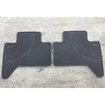 Alfombras Traseras 2005-2015 Toyota Tacoma