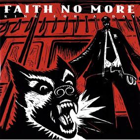 Faith No More King For A Day 2 Vinilos 180 G Nuevos Imp 2016