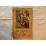 Album Figuritas Los Creadores Nacion Saint Hnos. 1934 Vacio