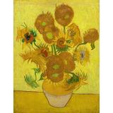 Cuadro Van Gogh, Girasoles. Canvas 95 X 125cm