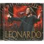 Cd Leonardo - Esse Alguém Sou Eu - Ao Vivo - Novo***