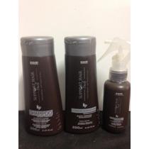 Kaedo Kit Suppot Hair Manutenção (sh/cond/lotion)
