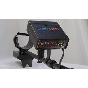 Detector De Tesoros Deepers X5 Paquete Basico