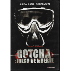 Gotcha Juego De Muerte - Film De Danie Benmayor - 1 Dvd