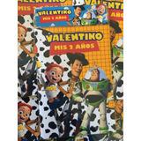 Libros Para Colorear Souvenirs Toy Story + Cajita Cotillon