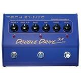Tech 21 Double Drive 3x Distorsion - Hasta 12 Cuotas