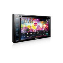 Aparelho Automotivo 2 Din Dvd Pioneer Avh 288bt Bluetooth