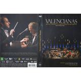 Dvd Alceu Valença & Orquestra Ouro Preto Valencianas (2014)
