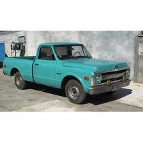 Camioneta Chevrolet C - 10 Año 1970
