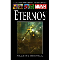Colecccion Marvel Salvat: Eternos