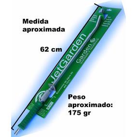 Para Mangueira Jet Garden Esguicho Super Longo 60 Cm 2 Bicos