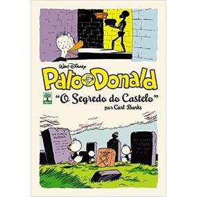 Pato Donald - O Segredo Do Castelo Capa Dura Frete Gratis