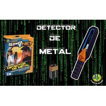 Spynet - Detector De Metal - Dtc