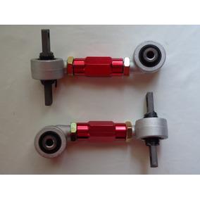 Camber Kit Brazos De Ajuste Honda Civic 92 - 00 Rojo
