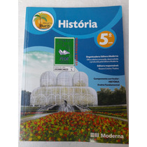 Livro História Projeto Biriti 5 Ano= Sebocorrespondente
