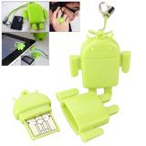 Lector De Memorias Adaptador Micro Sd Card Reader Android