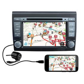 Central Multimídia Fiat Bravo- Dvd- Gps- Tv- Phonelink