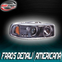 Faros Para Denali Americana Con Ojo De Ángel Mod.2000 - 2004