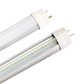 Kit 10 Lâmpada Tubular T8 60cm Led 9w Fluorescente Leitosa