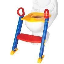 Asiento Escalón Para Bebe Entrenador De Baño Plegable