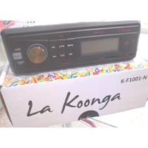 Reproductor La Koonga De Carros Para Sd Y Pendrive