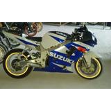 Moto P/ Retiradas De Peças / Sucata /suzuki Srad Gsxr 750 01