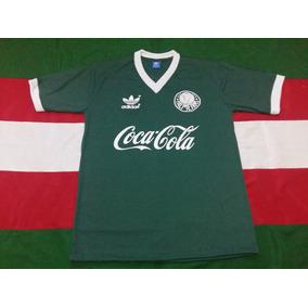 Camisa Retrô Palmeiras Coca-cola - Colecionador Retrô