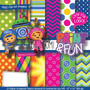 Kit Imprimible Pack Fondos Umizoomi Clipart