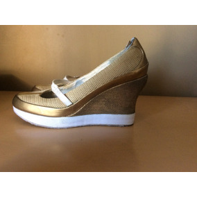 Forever Zapatos Wedge Jessica Simpson 5.5