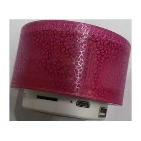 Mini Caixa De Som 3w Rms Com Bluetooth D-bh1040 (vermelho)