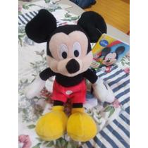 Mickey Ou Pluto Originais Disney Long Jump